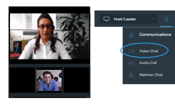 HD Audio & Video Chat